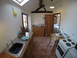 The Mushroom Shed 2 Kitchen